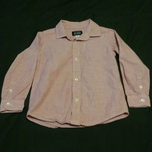 3T Boy long sleeve shirt